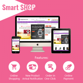 Smart Shop Features