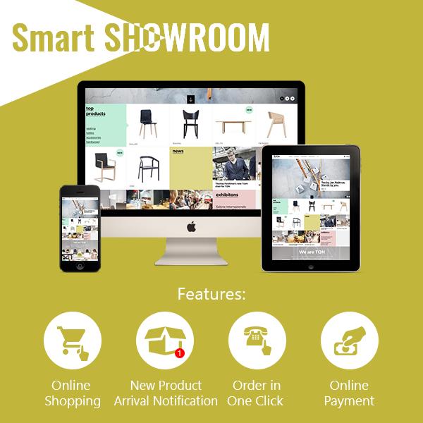 Smart Showroom Features