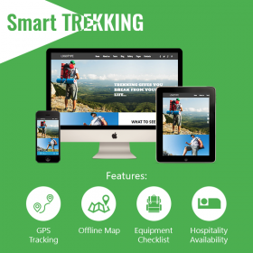 Smart Trekking Features