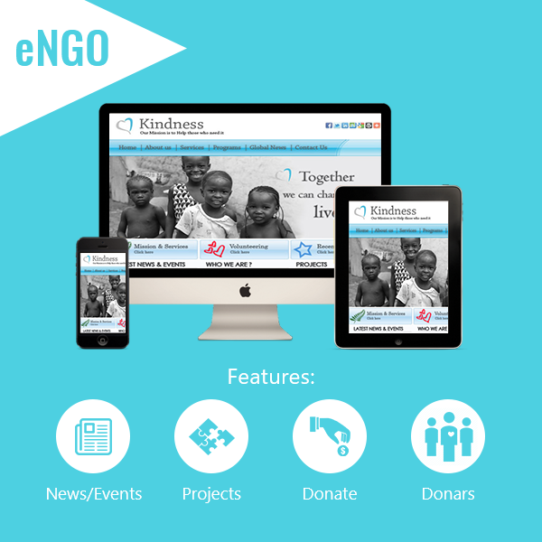 eNGO - for Non-Profit 1