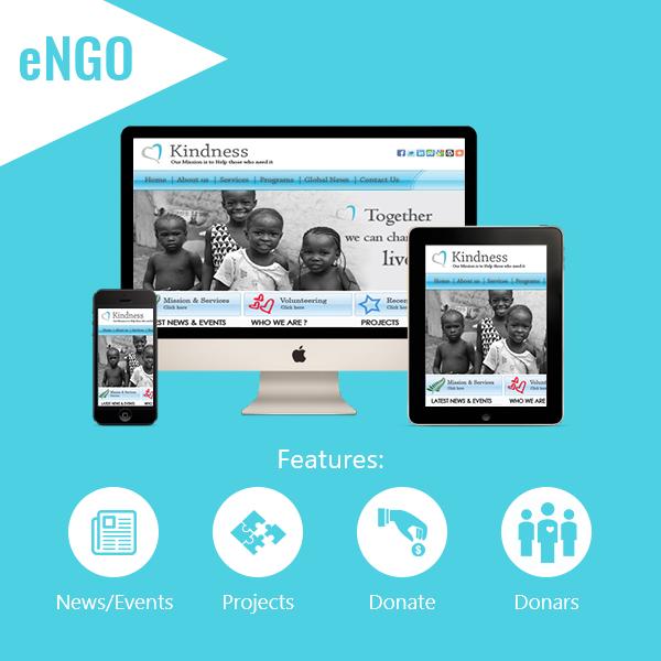 eNGO - for Non-Profit