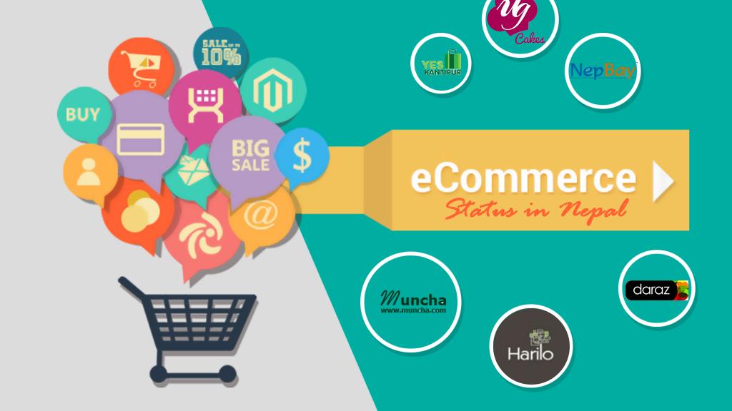 Ecommerce Markets in Nepal
