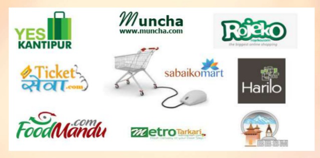 Ecommerce websites in Nepal