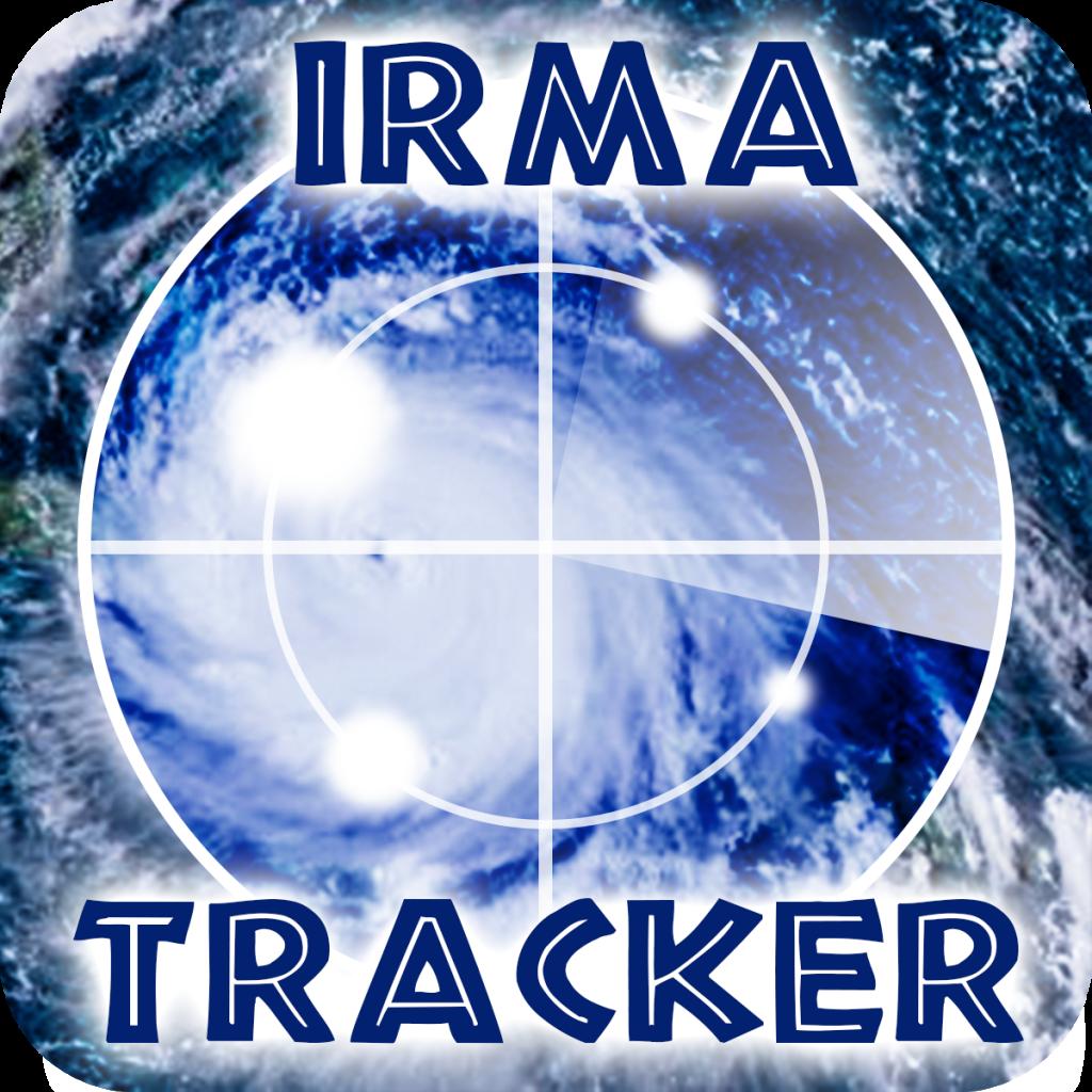 Irma Tracker Logo