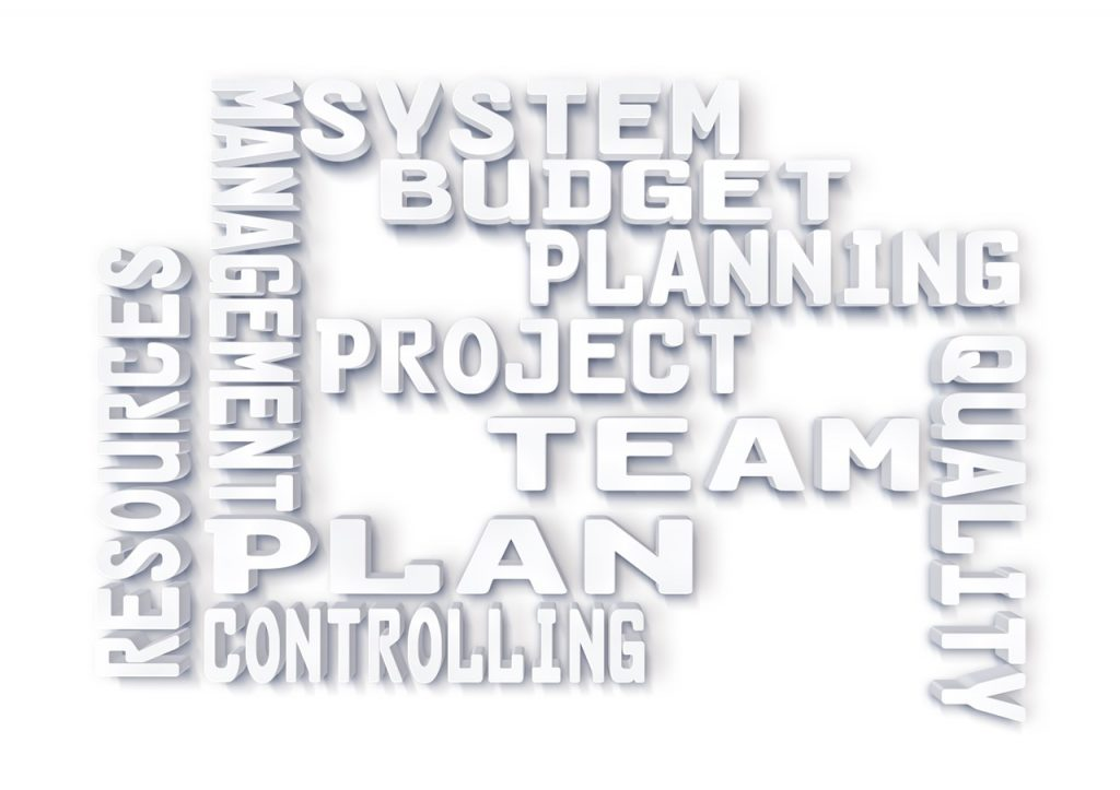 Smart Project Management and Customer Relationship Management Banner