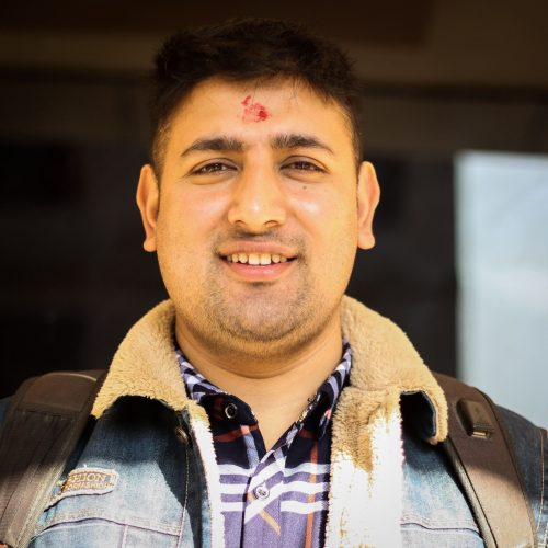 Saurav Maharjan