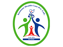 Immune Health Care Logo
