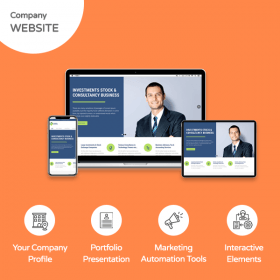 Company Engagement Website Banner