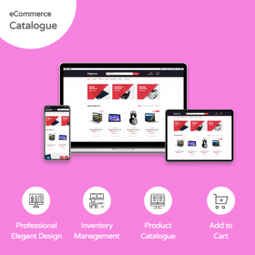Basic Ecommerce Website