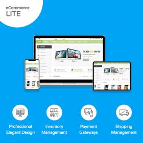 Standard Ecommerce Website