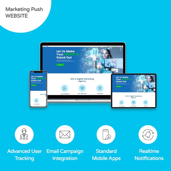 Marketing Website Advanced