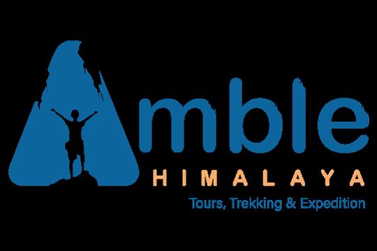 Amble Himalaya -Banner