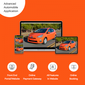 Advanced Automobile Application