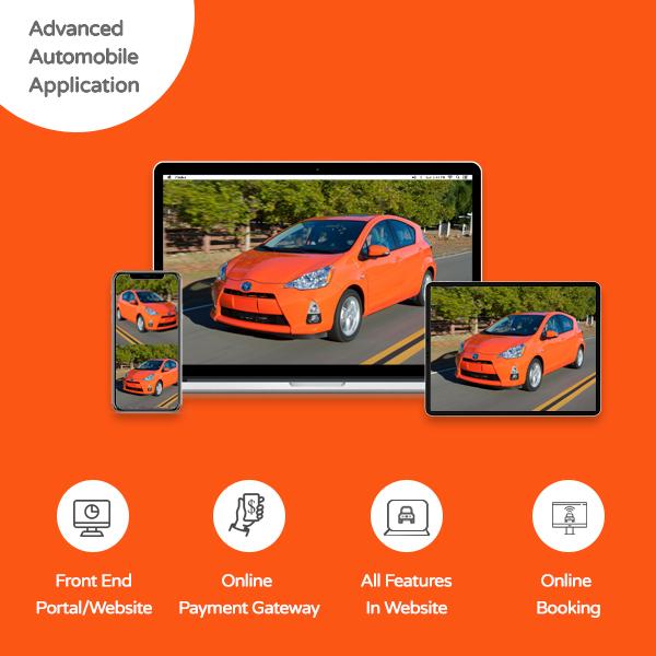 Advanced Automobile Application