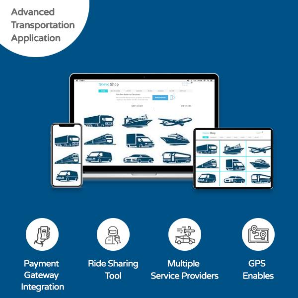 Advanced Transportation Application
