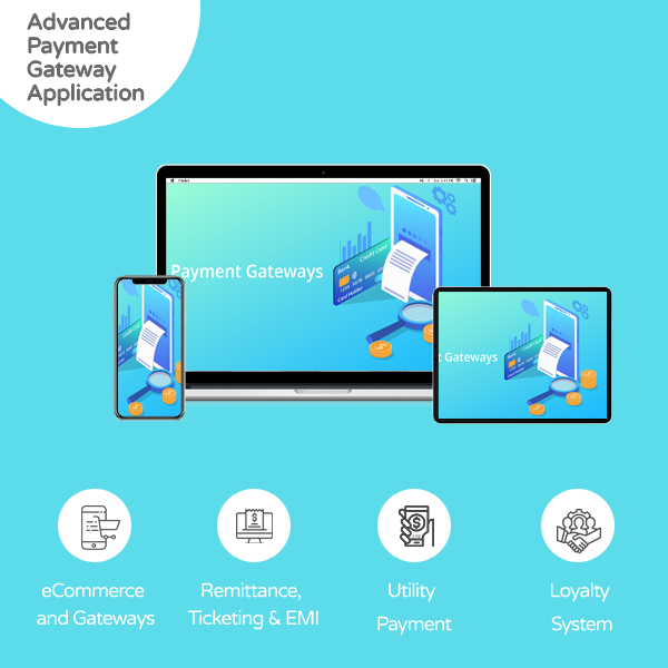 Advanced Payment Gateway Application