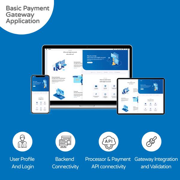 Basic Payment Gateway Application