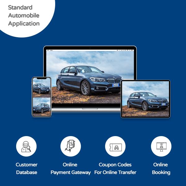 standard automobile application
