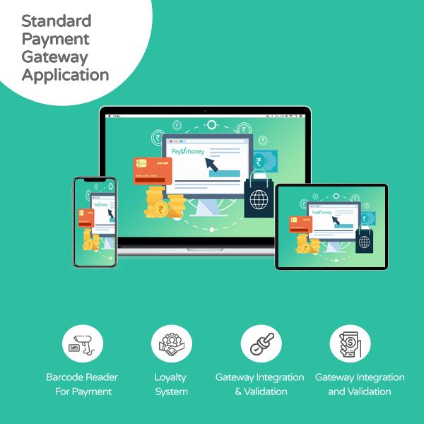 Standard Payment Gateway Application